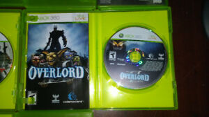 XBox 360 Games - Collection 3
