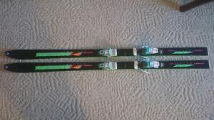 """Skis Rossignol 67""""/170 cm"""