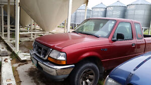 Ford Ranger Pickup Truck for parts