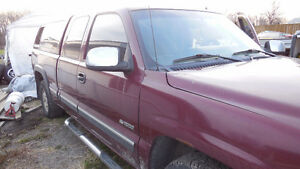 2002 Chevrolet Silverado 1500 LT Pickup Truck (As Is)
