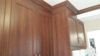 armoires de cuisine