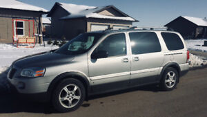 Pontiac Montana 2008, safetied, excellent conditions for $4,800