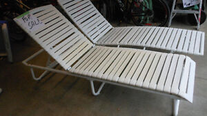 Patio Lounge Chairs - two available Sarnia Sarnia Area image 2
