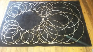 "Ikea Jorun Rug  52"" x 77"" 25% OFF ONLY $15"