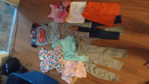 Girls clothes size 4 like new!