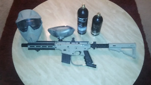 Tippman Sierra One paintball gun