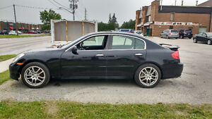 2005 Infiniti G35 For sale, As is
