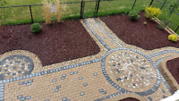 Landscaping construction service - Affordable prices