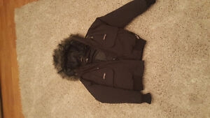 Downed north face jacket