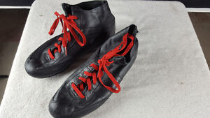 Leather Boxing Shoes - Like New size 9.5