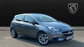 image for 2018 Vauxhall Corsa 1.4 Sport 5dr [AC] Petrol Hatchback Hatchback Petrol Manual