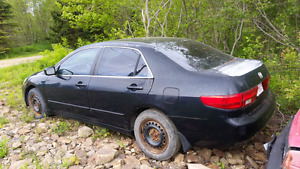 Parting out 2005 Honda Accord.  4cyl 5-Speed