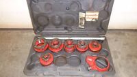 Ridgid 12R Pipe Threading Set In Case Up to 2 Inch