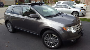 ** Reduced price 2010 Ford Edge Limited AWD + Winter Tires ** Kitchener / Waterloo Kitchener Area image 1