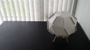 Small Lamp - price negotiable