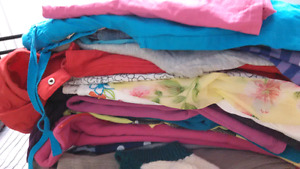 35 pieces of girls clothing, size 10 -12 to 14