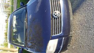 2002 Volkswagen Passat Berline