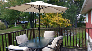 PATIO SET FOR SALE