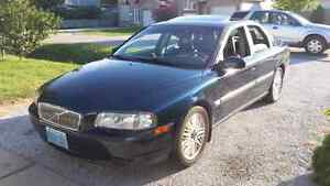 Try your trades! 2000 volvo s80 fully loaded