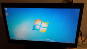 """Used 23"""" Samsung Wide Screen LCD Computer Monitor for Sale"""