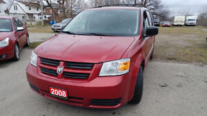 2008 Dodge Grand Caravan SE Minivan, Van SWIVEL & GO