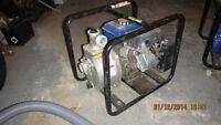 1.5 inch gas water pump