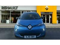 2019 Renault Zoe 80kW i Dynamique Nav R110 40kWh 5dr Auto Electric Hatchback Hat