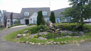Port Perry  estate home on 100 acres horse farm