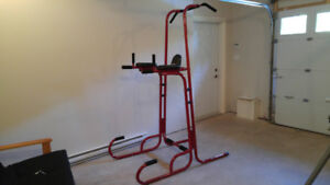 STAMINA POWER TOWER.....HOME GYM (NEW)