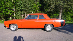 1969 Plymouth Valiant