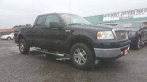 2007 FORD F150 XLT *** 4X4 EXTENDED CAB *** CERT $8995