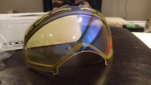 Oakley splice goggle lense HI Yellow