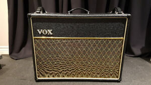 Vox AC30 CC2 (Échange Possible)