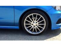 2013 Mercedes-Benz A-Class A180 CDI BlueEFFICIENCY AMG Sp Manual Diesel Hatchbac
