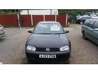 2003 Volkswagen Golf 1.6 Match 5dr