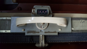 Vintage German-made KNITKING Automatic Knitting Machine