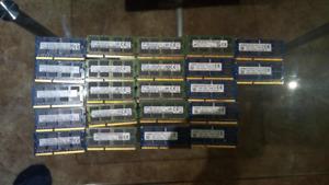 KINGSTON/SKHYNIX 8GB DDR3 PC3L-12800S LAPTOP MEMORY
