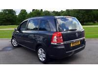 2012 Vauxhall Zafira 1.7 CDTi ecoFLEX Exclusiv (125 Manual Diesel Estate