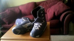 Snowboard boots, size 13.5, $25..size 9 and size 7 $10 each