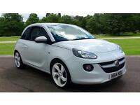2014 Vauxhall Adam 1.4i White Edition 3dr Manual Petrol Hatchback