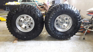 TOYO OPEN COUNTRY MT 95% RUBBER!