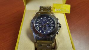 INVICTA PRO DIVER Collection Brand New Chronograph Day date Watc