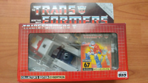Transformers E-Hobby. Exclusive Orion Pax + Dion (Sealed)