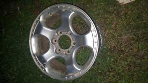 17 inch aluminum rims for sale