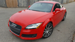 2009 Audi TT Turbo Coupe only 73k CHEAP WINTER TIRES