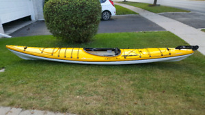 Delta 14.5 ft sea/recreational kayak for sale
