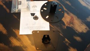 Off Road Evo jeep JK license plate relocation kit