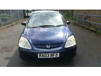 Honda Civic 1.7 CTDi S Hatchback 5dr
