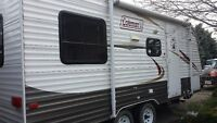 Selling my 2012 19 ft Coleman Trailer