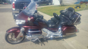 2006 Honda Gold Wing 1800 GL Loaded + Comes with navigation